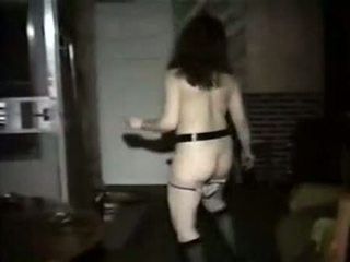 Ontario Milf Three Dancing Stripping masturbating