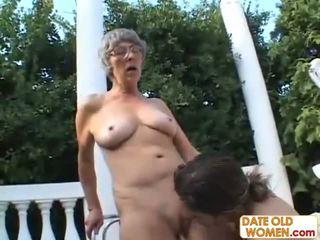 ouder seks, plezier grootmoeder, een oma