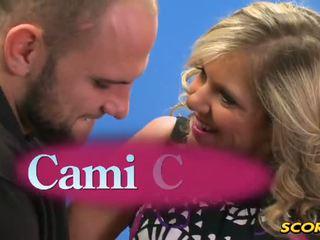 Cami gives ในขณะที่ ดี ในขณะที่ เขา gets1