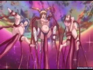 hentai, élénkség, rajzfilmek