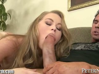 young, deepthroat, big dick