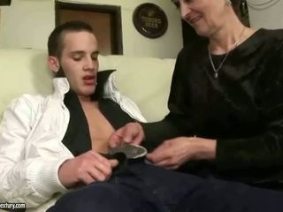 old, grandma, granny, blowjob