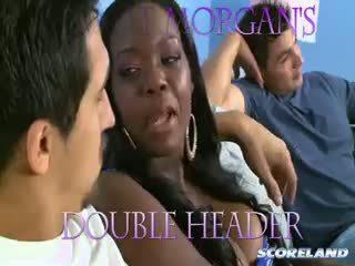 Camille Morgan's Double Header