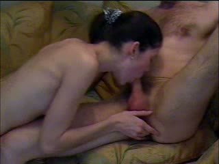Licking cock with passion Video