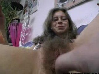 real amateur scene, hairy