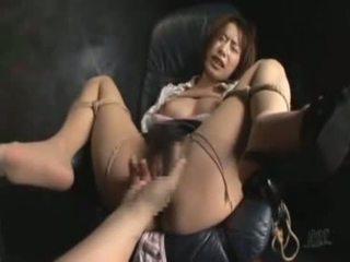 japanse actie, rechtdoor klem, dildo