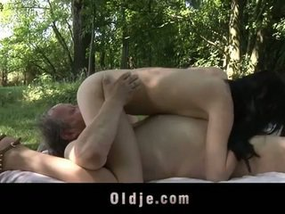 brunette mov, young thumbnail, you spoon scene