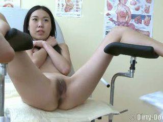 echt vagina scène, dokter porno, echt speculum