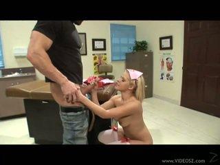 Wild Nurse Chloe Dash Gets Her S...