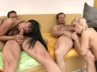 blondes, see blowjob great, nice brunettes most