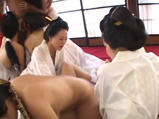 group fuck, japanese, cowgirl
