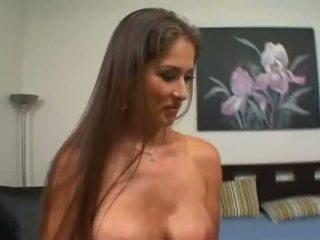 Sluty Milf Felony Pushes Long Darksome Cock Down Her Open Throat