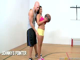 mooi brunette neuken, amateur video-, u hardcore kanaal