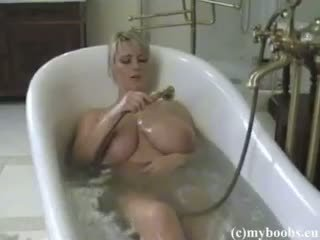 big boobs, nice blonde, amateur