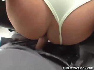 Sexy Babe Hard Blowjob