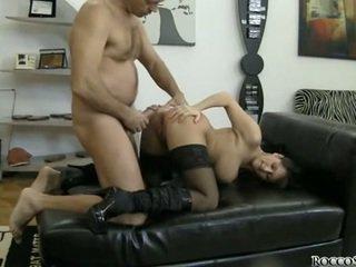 Alison Star And Rocco Siffredi Doing A Bit Of Butt