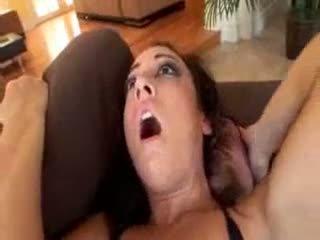 Ricki White - Her butthole got stuffed by a big black boner