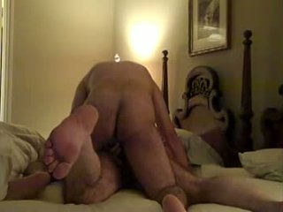 My friend fucking me while his wife is out Video