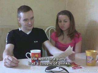 heetste brunette film, orale seks vid, sucking cock