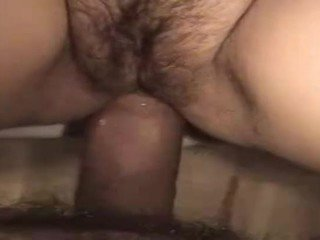 Man Fucks Wife's Her Hairy Tight Ass