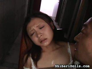 Asiatisk porno porno movs fra shibari dolls