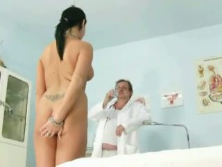 fresh brunette more, kinky, see gaping most
