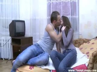 Shy Cutie Unleashes The Whore In