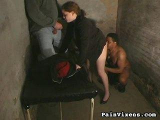 kwaliteit pijnlijk gepost, kwaliteit bdsm klem, alle kerker porno