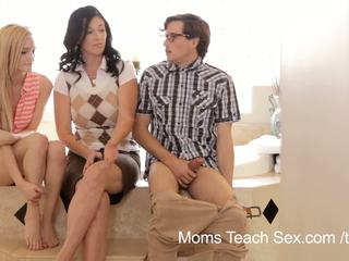 Moms ensinar sexo