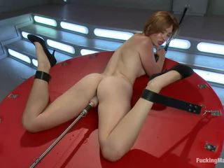 Jodi Taylor's First Ever Fucking Together Near Fucking Device
