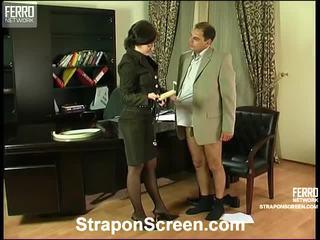 heetste dikke kont porno, ideaal strapon sex neuken