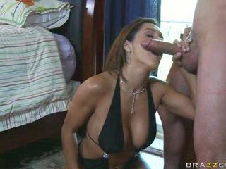 nominale brunette, pijpen porno, alle blow job neuken
