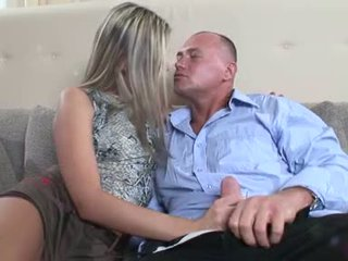 Cherry Jul Takes A Hard Meat Dick Unfathomable In Her Russian Throat