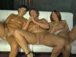 blowjobs, group sex, lesbians, matures