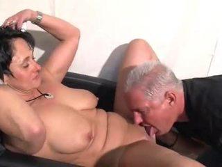 guy, sucking, riding, woman
