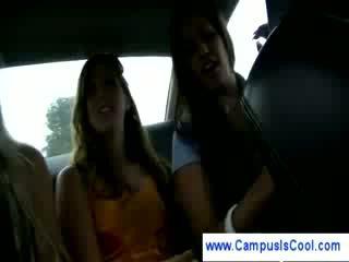 meer college film, hq college meisje porno, student