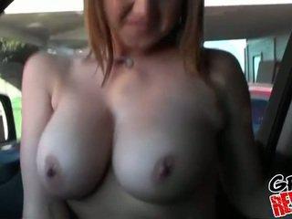 nieuw brunette thumbnail, coed, college meisje seks