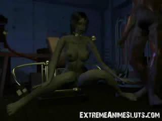 3d shocking scifi σεξ!