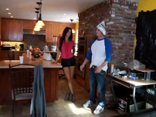 brunette video-, alle orale seks, tieners