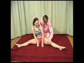 Nasty Ballerina Gulps Dick