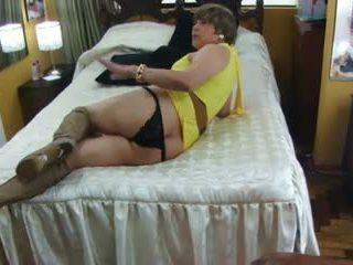 ideaal slaapkamer, heetste laarzen film, crossdressing gepost