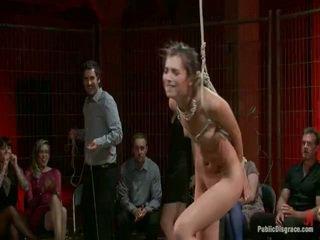 heet openbare sex mov, nieuw bondage sex neuken, kijken masochisme video-
