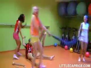 Aerobics bayan
