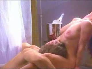 porno, lichaam, hq likken vid