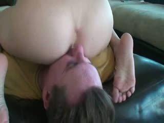 asshole kissing