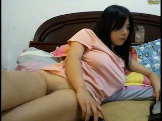 Big Tits Asian webcam 1