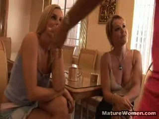 Apparently These 3 Cougars Are Totally Bored And In Need Of Some Excitement. While They Talk About What To Do, It Quickly Changes To Who They Is Able To Do. Michelle, A Sleaze Brunette, Remember