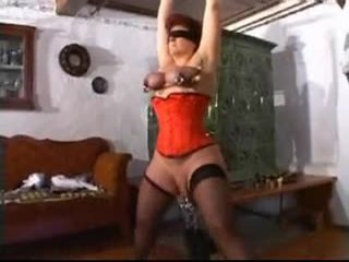 Extreme Mature Granny Bizarre Pierced Pussy Torture And Hardcore Huge Anal Toys