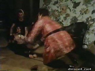 (No Sound) Vanessa Del Rio In Bondage