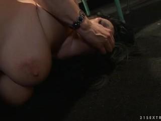 Katy BorMan Gazoo Dildoed By A Hot Blonde Sprucek